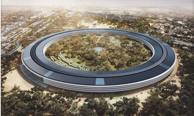 Apple Park, the new 4.0 campus