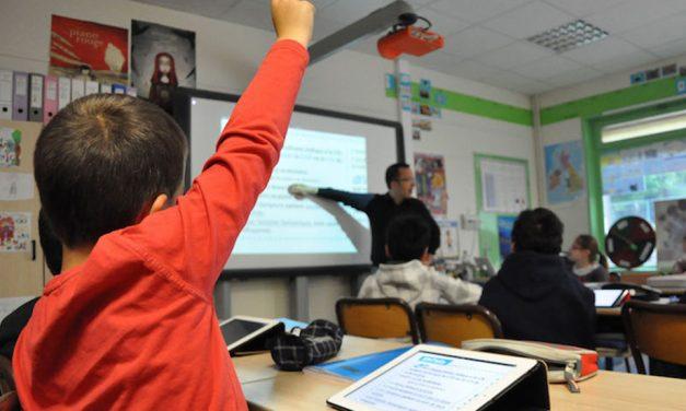 La transformation numérique de l'éducation en bonne voie