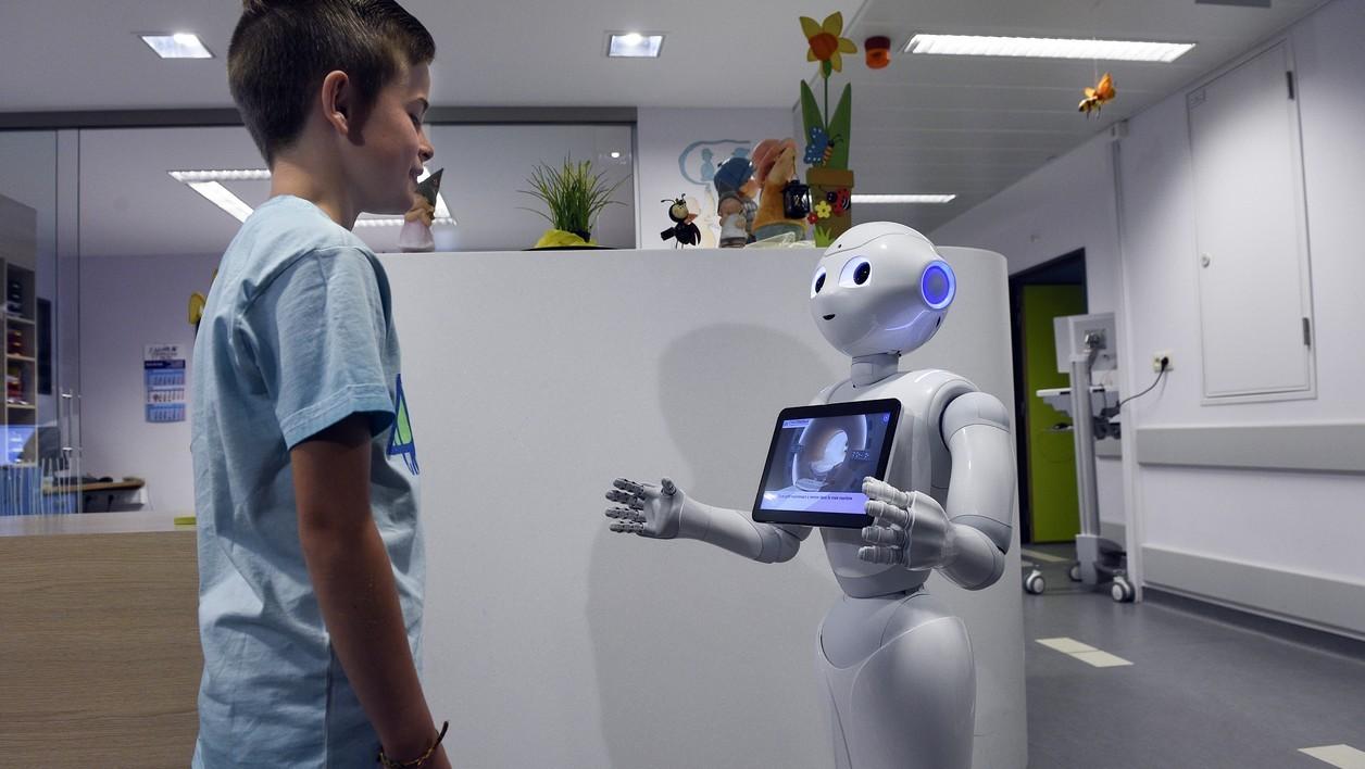 """Résultat de recherche d'images pour """"Robot compagnon, Robot santé"""""""
