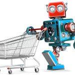 Retail : rencontre avec 2 robots qui facilitent le shopping