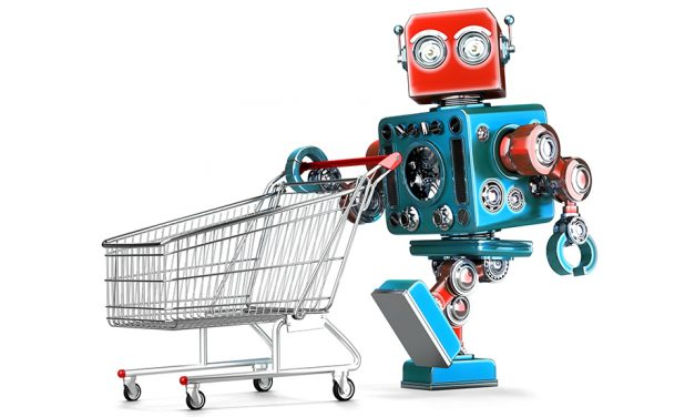 RETAIL: MEET 2 ROBOTS THAT MAKE SHOPPING EASIER