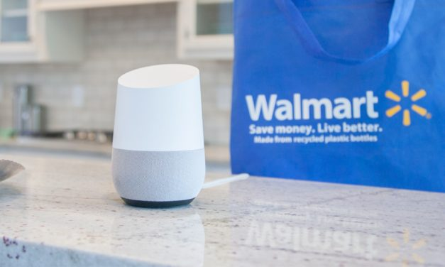 Google and Walmart team up for e-commerce