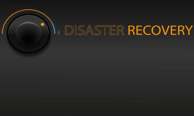 """Disaster Recovery: """"Protección Continua de los datos, la asignatura pendiente"""""""