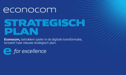 """Econocom kondigt het nieuwe strategisch plan """"e for excellence"""" aan"""
