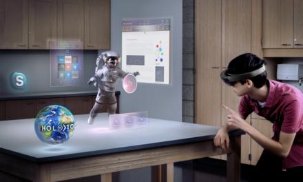 Econocom lanceert Microsoft's Hololens in Europa