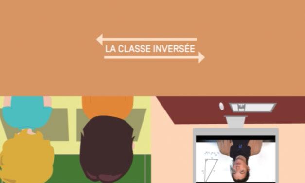 La classe inversée à l'heure du numérique