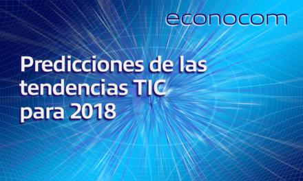 Siete Predicciones TIC para 2018