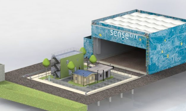 Sense-City, une smart city testée sur une mini-ville