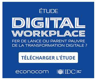 étude digital workplace