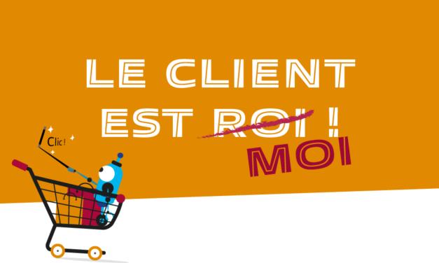 La relation client à l'ère du digital : « Le client est moi/roi » !