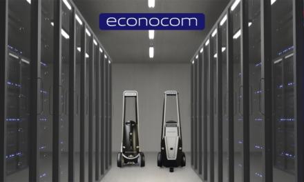 Robot Captain DC y centros de datos, la combinación perfecta