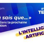 """#WeLoveTechno IA : 5 """"tu sais que..."""" à placer dans ta prochaine conversation"""