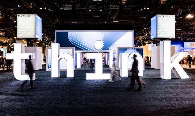 Vous avez manqué IBM THINK 2019? Notre spécialiste infra vous relate l'événement!