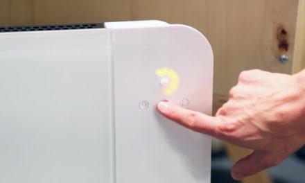 Le premier radiateur électrique intelligent