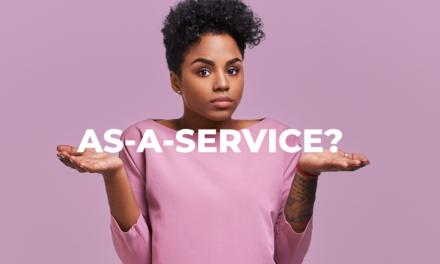 Wat is As-a-Service nu ècht?