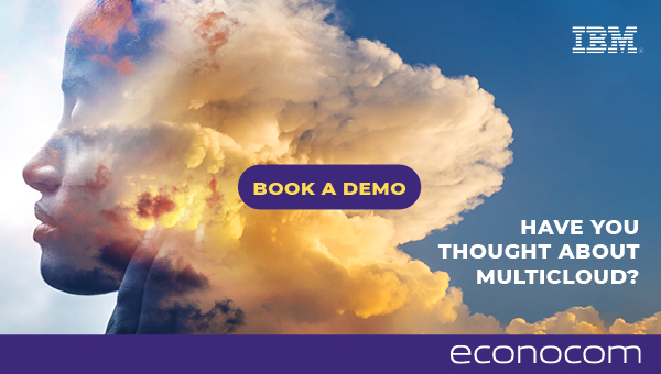 Book a demo of Econocloud and discover our single pane of glass