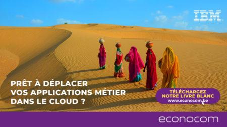 Prêt à déplacer vos applications cœur de métier dans le cloud?