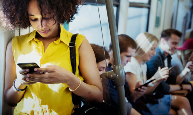 Les Français et la passion digitale