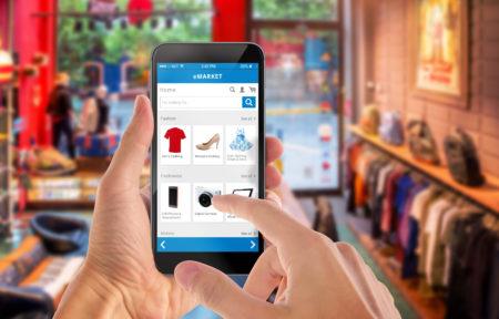 winkel of e-commerce