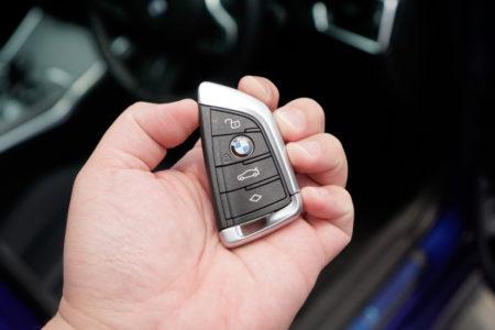 Met ShareNow betalen klanten per minuut voor autogebruik.