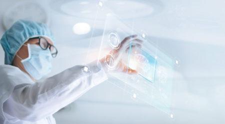 nieuwe instrumenten zichtbare bewijs van technologische ontwikkelingen.