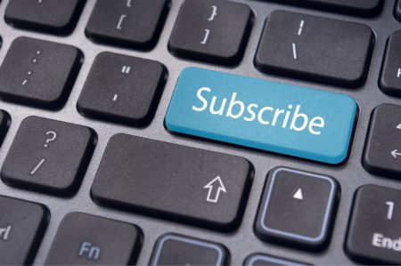 subscription, as-a-service