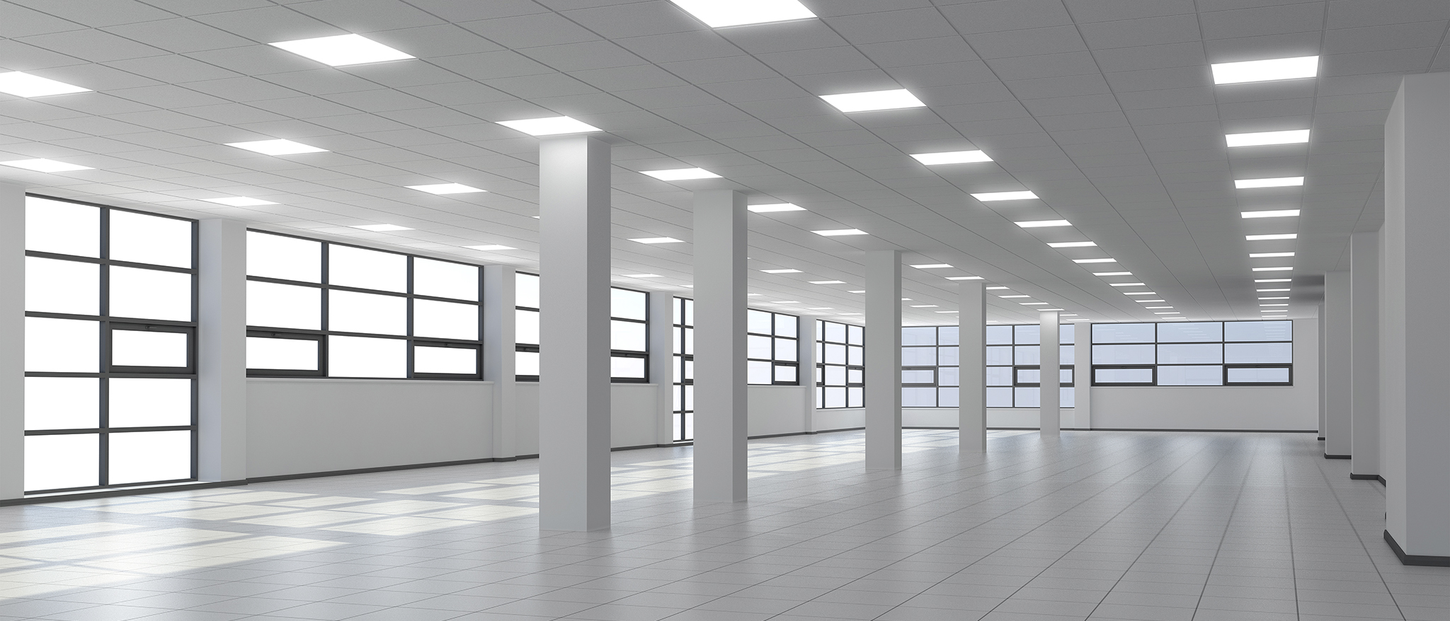 LED Bureaux