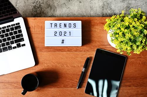 Circulariteit, digitalisering en flexibiliteit: 3 technologie trends in 2021