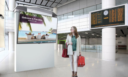 Implementing digital signage? Choose as-a-service!