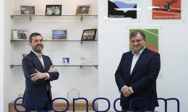 """Econocom: """"Buscamos empresas para crecer en españa y en europa"""""""