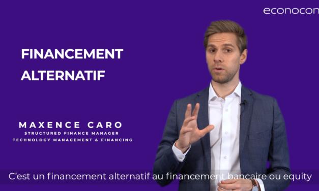 Une offre, un expert: présentation de l'offre de financement d'actifs stratégiques d'Econocom.