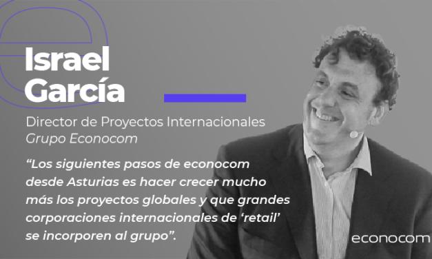 'Crecimiento internacional del retail al Grupo', entrevista a Israel García en el Comercio